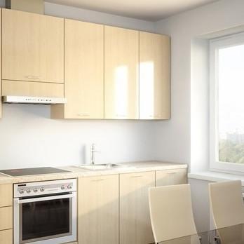 жилой комплекс Три ветра кухня с отделкой