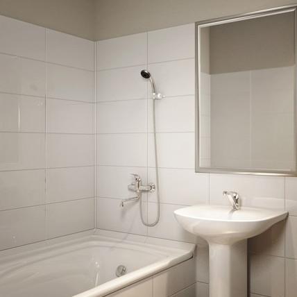 ЖК Три Ветра отделка ванной